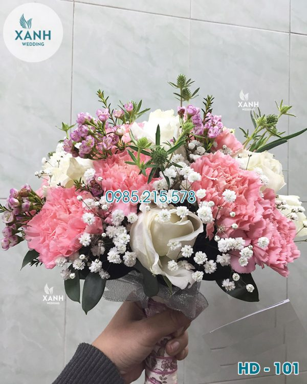 Hoa cưới cầm tay HD-101