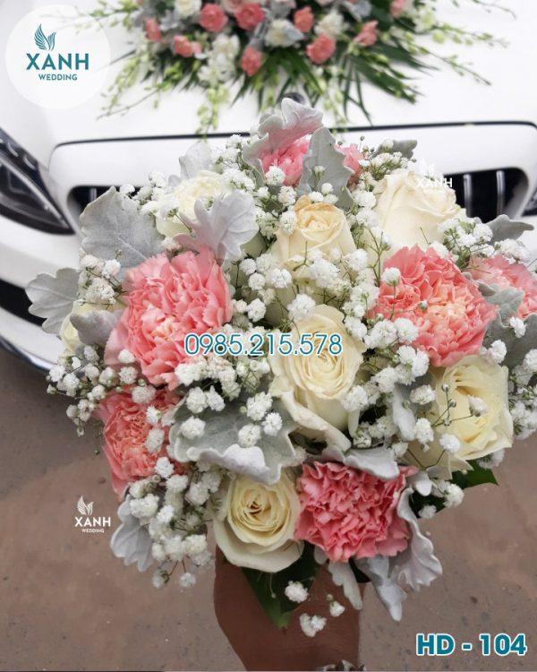 Hoa cưới cầm tay HD-104