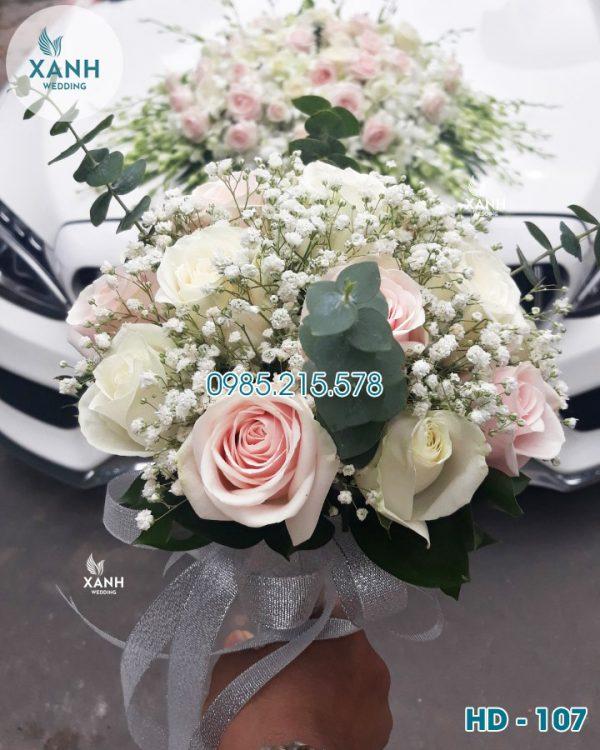 Hoa cưới cầm tay HD-107