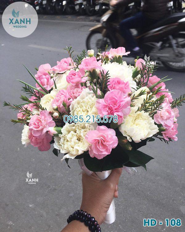 Hoa cầm tay cô dâu HD-108