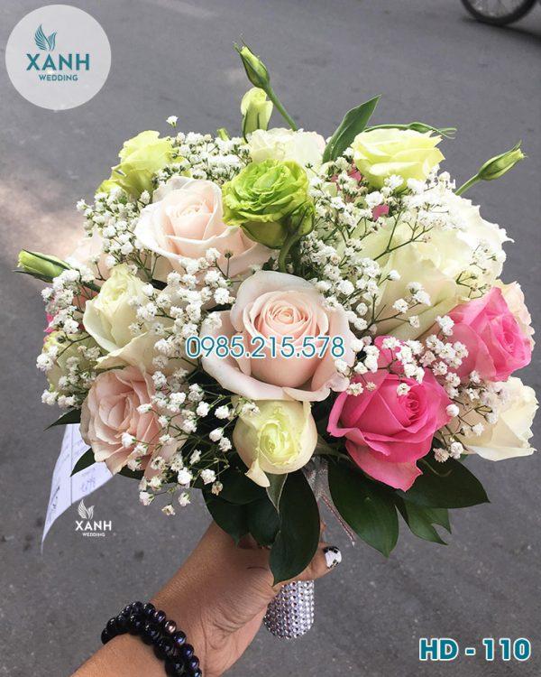 Hoa cưới cầm tay HD-110