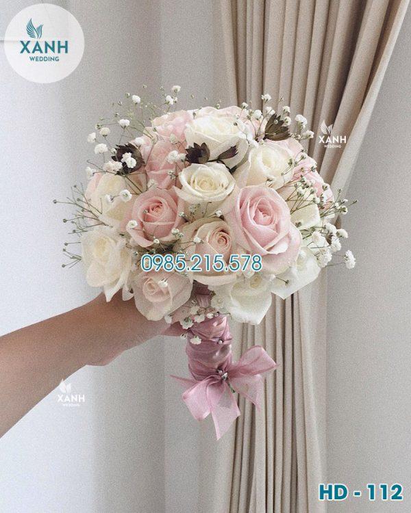 Hoa cầm tay HD-112