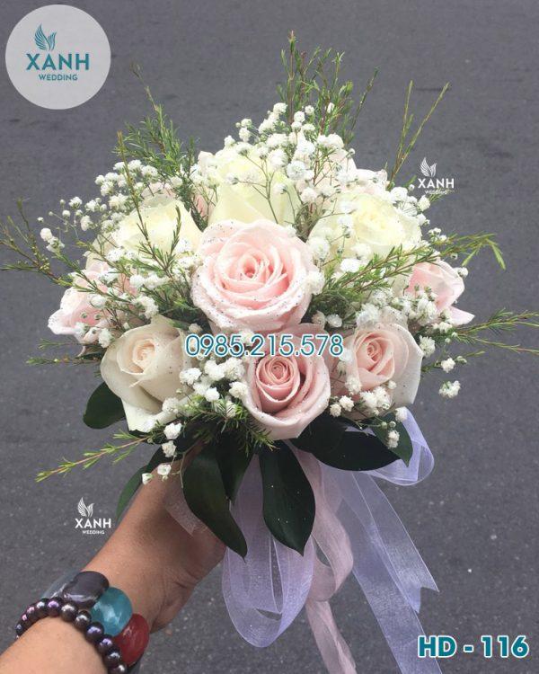 Hoa cưới cầm tay HD-116