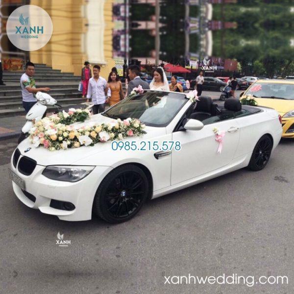Thuê xe cưới BMW M3 mui trần