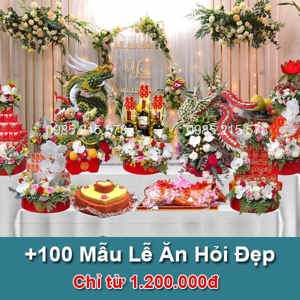 +100 Mẫu Lễ Ăn Hỏi Đẹp