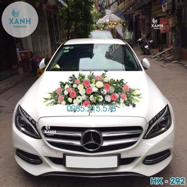 Hoa xe cưới HX-292