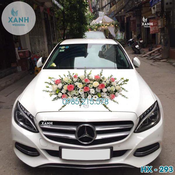 Hoa xe cưới HX-293