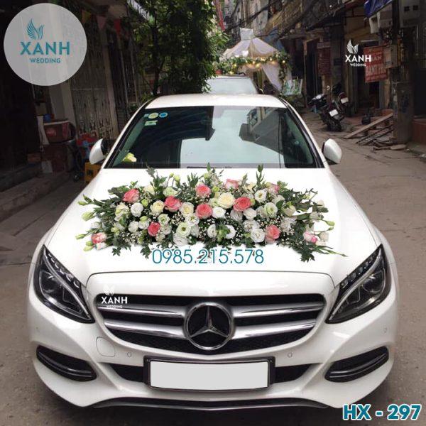 Hoa xe cưới HX-297