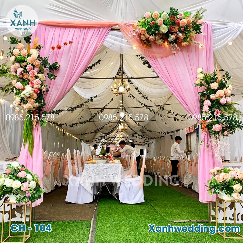 Cổng hoa cưới đẹp CH-104