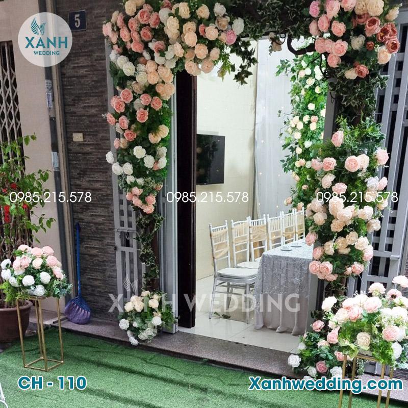 Cổng hoa cưới đẹp CH-110